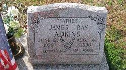 James Ray Adkins