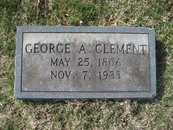 George A Clement