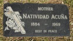 Natividad Acu�a