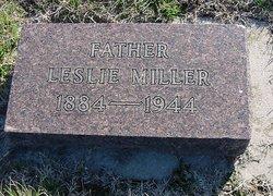 Leslie Charles Les Miller