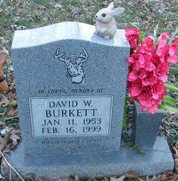 David W. Burkett