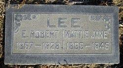 Ewell Robert Lee