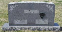 Frances <i>Shacklett</i> Fast
