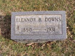 Eleanor Barsheba <i>Snider</i> Downs
