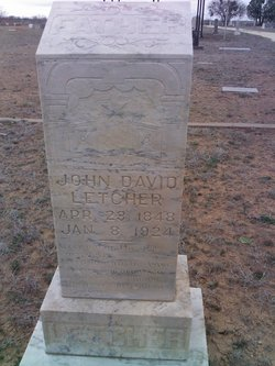 John David Letcher