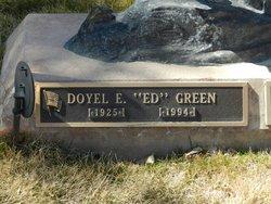 Doyel E Ed Green