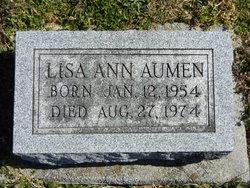 Lisa Ann Aumen