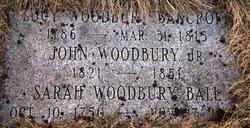 Lucy <i>Woodbury</i> Bancroft