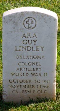 Ara Guy Lindley