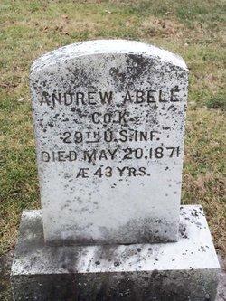Andrew Abele