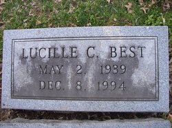 Lucille <i>Clements</i> Best