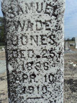 Samuel Wade Jones