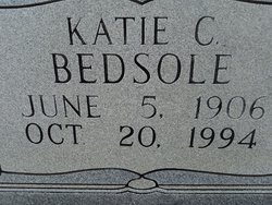 Katie <i>Cain</i> Bedsole