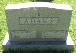 Paul Hampton Adams