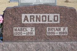 Mabel Z. <i>Kelley</i> Arnold