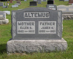 Ellen Sarah <i>Gruver</i> Altemus
