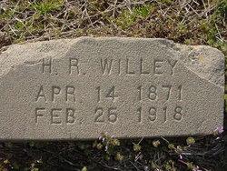 Houston Reid Willey