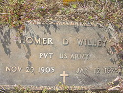 Homer D. Willey