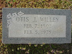 Otis Jackson Willey