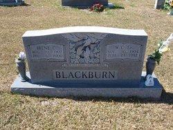 Mackie Irene <i>Collum</i> Blackburn