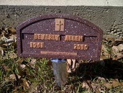 Beverly Jo <i>Welch</i> Allen