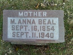 Marjorie Anna <i>Morgan</i> Beal