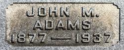 John Morris Adams