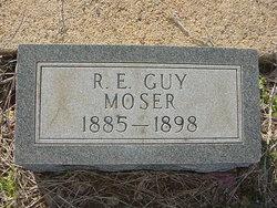 Rufus Elmer Guy Moser