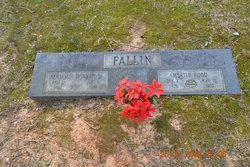 Benjamin Howard Fallin, Sr