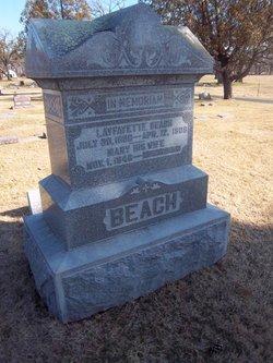 Henry Lafayette Beach