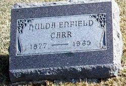 Hulda <i>Enfield</i> Carr