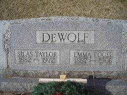 Emma <i>Poole</i> DeWolf