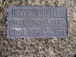 Lew W Curtis
