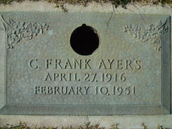 Charles Franklin Frank Ayers