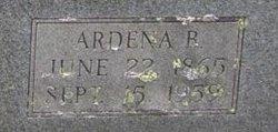 Ardena Rhoda Ellen <i>Beamer</i> Akers