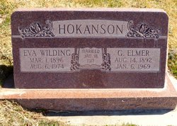 Eva Emmeline <i>Wilding</i> Hokanson