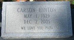 Carson Hinton