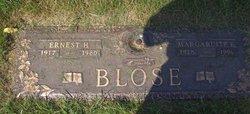 Margaruite Ellen <i>Reiss</i> Blose