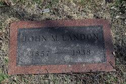 John Manuel Landon