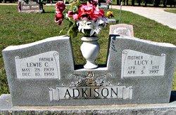 Lewie C. Adkison