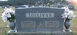 Mrs Mae <i>Staples</i> Sullivan