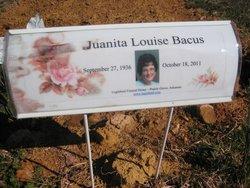 Juanita Louise <i>Blake</i> Bacus