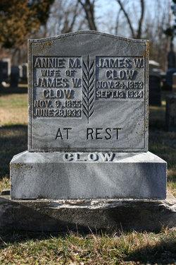 Annie M Clow