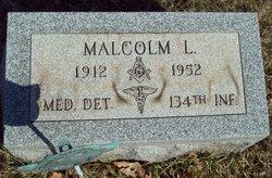 Malcom L Bowser