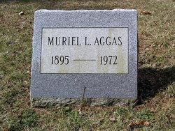 Muriel L Aggas