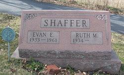 Evan Edgar Shaffer