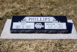 Amy Lucille <i>Williams</i> Phillips
