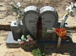 Bernice <i>Tann</i> Austin
