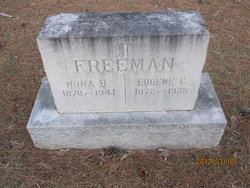 Nona Cecile <i>Barksdale</i> Freeman