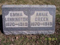 Ankie J. Creek